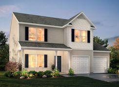 The Hudson - Murray Place: Winston-Salem, North Carolina - True Homes - Triad
