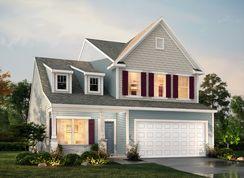 The Tate - Boulding Branch Estates: High Point, North Carolina - True Homes - Triad