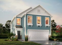 The Kane - Murray Place: Winston-Salem, North Carolina - True Homes - Triad