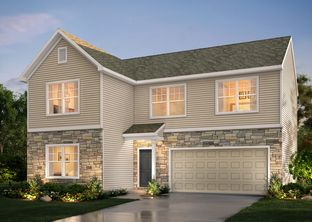 The Charlotte - Bridgton Place: Winston-Salem, North Carolina - True Homes - Triad