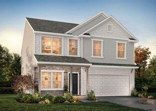 The Lenox - Boulding Branch Estates: High Point, North Carolina - True Homes - Triad