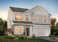 The Lenox - Huntington Valley: Durham, North Carolina - True Homes - Raleigh