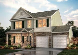 The Inverness - Brentwood: Charlotte, North Carolina - True Homes - Charlotte