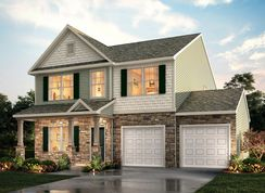 The Inverness - Reagan Village: Pfafftown, North Carolina - True Homes - Triad