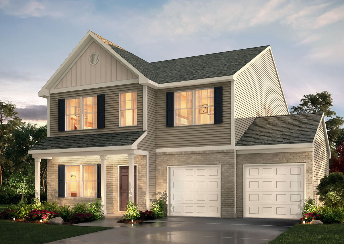 Exterior featured in The Jasper By True Homes - Raleigh in Raleigh-Durham-Chapel Hill, NC