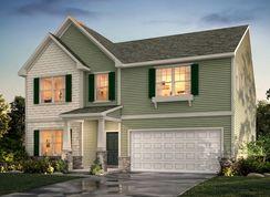 The Winslow - Reedy Fork - Oakgate: Greensboro, North Carolina - True Homes - Triad
