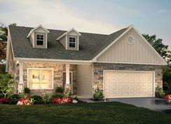 The Bayside - Boulding Branch Estates: High Point, North Carolina - True Homes - Triad