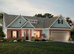 The Broadway - True Homes On Your Lot - St. James Plantation: Southport, South Carolina - True Homes - Coastal