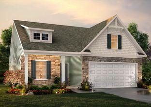 The Dobson - True Homes On Your Lot - Magnolia Greens: Leland, North Carolina - True Homes - Coastal