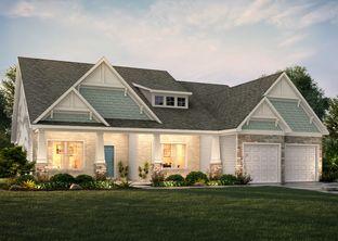 The Langley - True Homes On Your Lot - Bent Tree Plantation: Ocean Isle, South Carolina - True Homes - Coastal