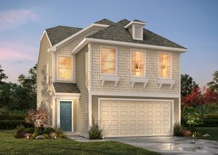 The Lido - Bridgton Place: Winston-Salem, North Carolina - True Homes - Triad