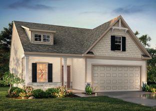 The Dobson - Murray Place: Winston Salem, North Carolina - True Homes - Triad