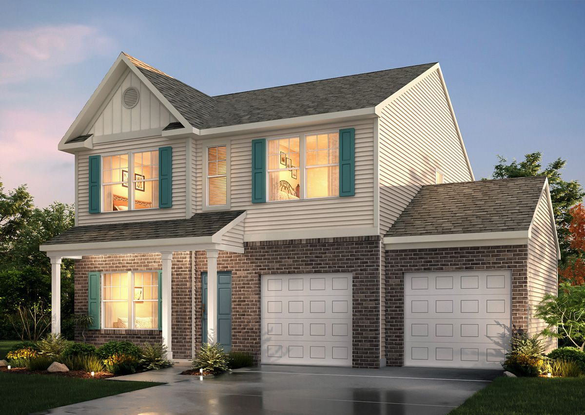 Exterior featured in The Dawson By True Homes - Charlotte