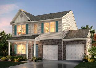 The Dawson - Reagan Village: Pfafftown, North Carolina - True Homes - Triad