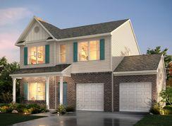 The Dawson - Richmond Place: Pfafftown, North Carolina - True Homes - Triad