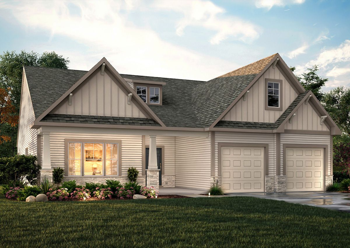 Exterior featured in The Brodrick By True Homes - Triad in Greensboro-Winston-Salem-High Point, NC