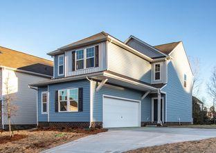 The Baxter RP - Bridgton Place: Winston-Salem, North Carolina - True Homes - Triad