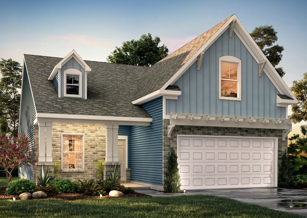 'True Homes On Your Lot - Bluffs On Cape Fear' by True Homes - Coastal in Wilmington