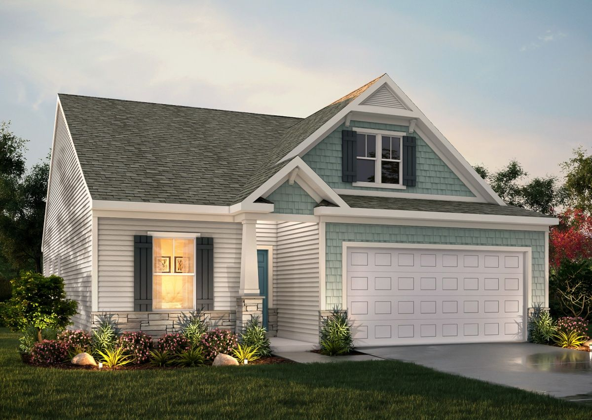 Exterior featured in The Cyprus By True Homes - Charlotte
