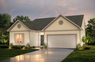 The Declan - Alexander Commons: Monroe, North Carolina - True Homes - Charlotte