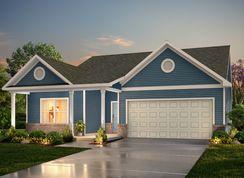 The Declan - Richmond Place: Pfafftown, North Carolina - True Homes - Triad