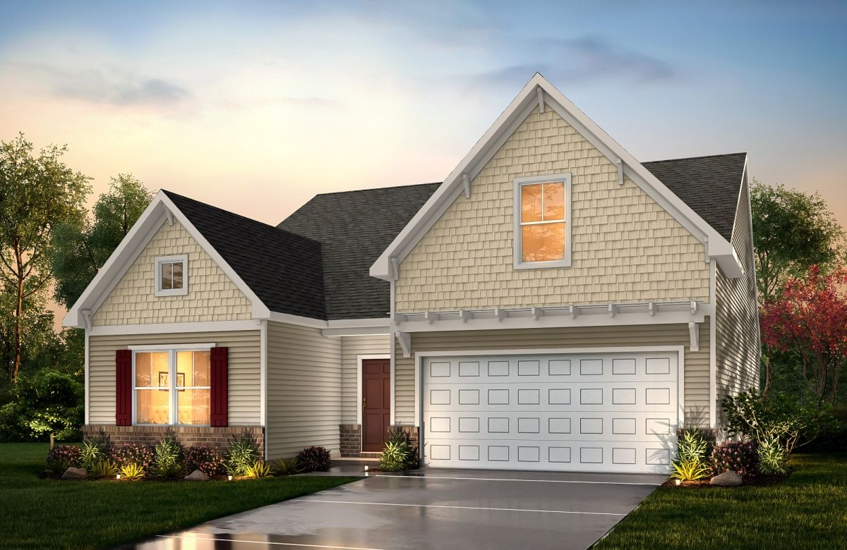 Exterior featured in The Declan By True Homes - Charlotte