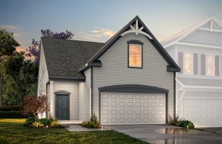 The Tremizo THLFT - Longfield Townhomes: Charlotte, North Carolina - True Homes - Charlotte
