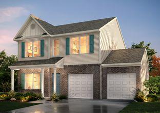 The Dawson - Bridgton Place: Winston-Salem, North Carolina - True Homes - Triad