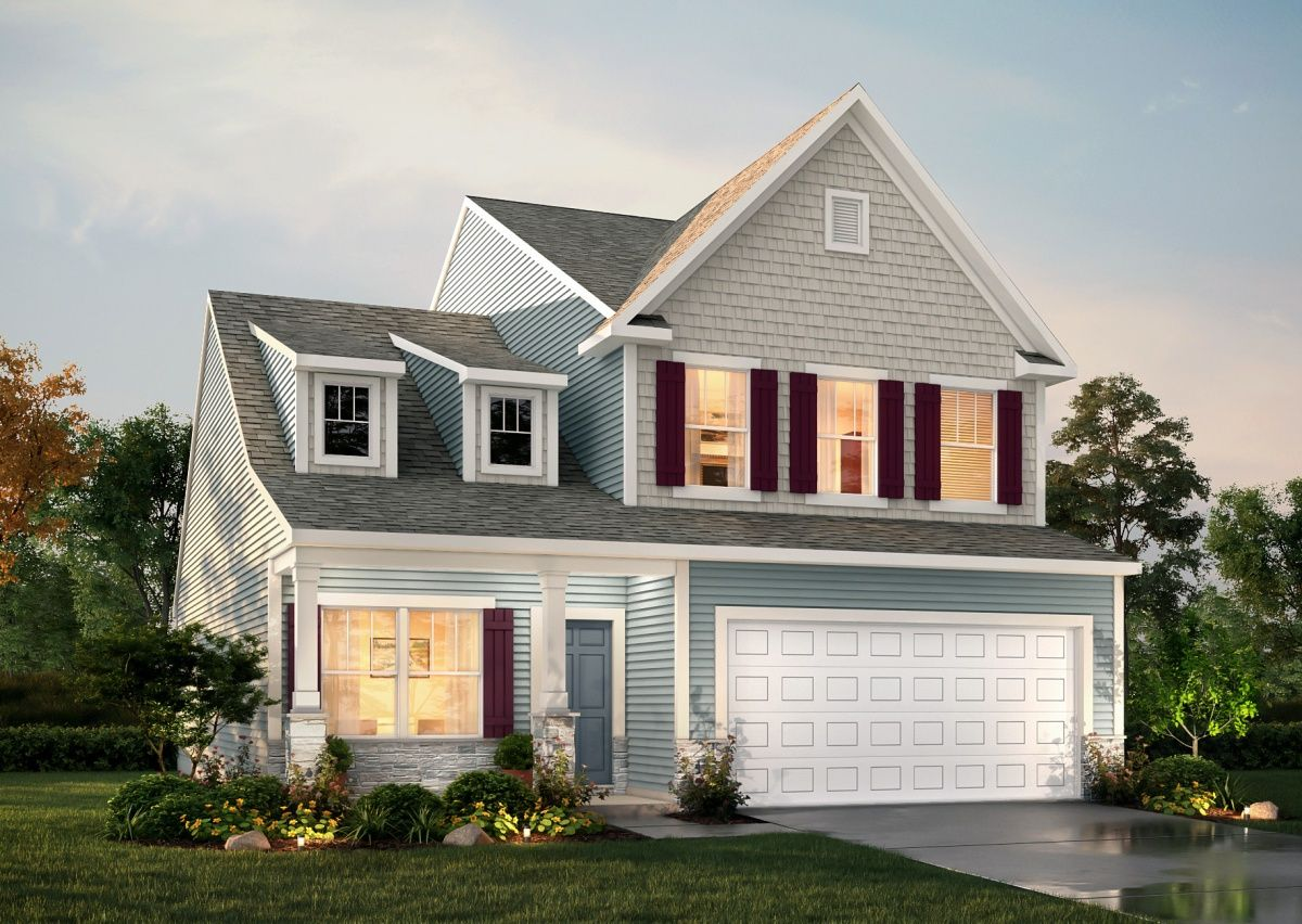 'True Homes On Your Lot - Magnolia Greens' by True Homes - Coastal in Wilmington