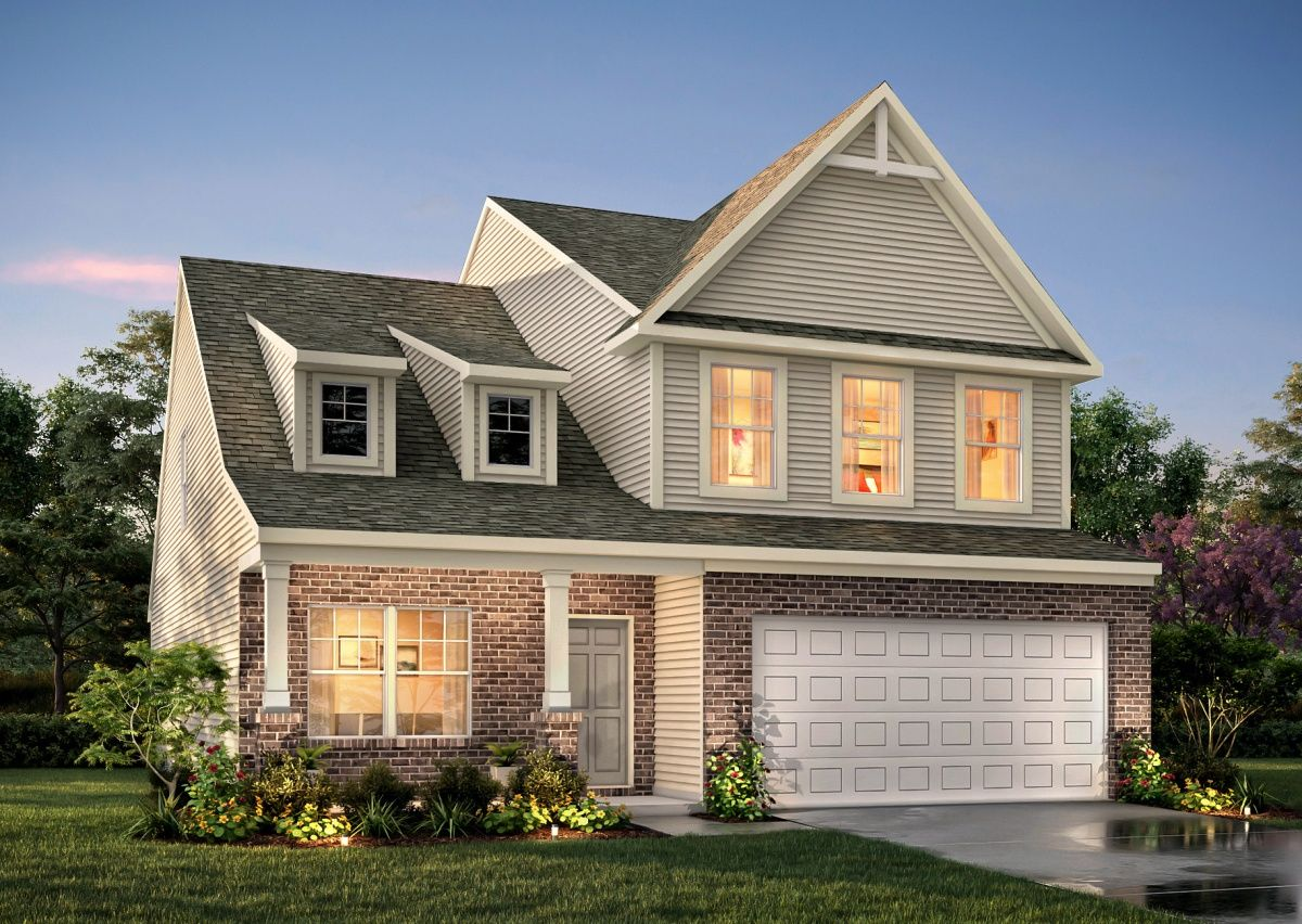 'True Homes On Your Lot - Bent Tree Plantation' by True Homes - Coastal in Wilmington