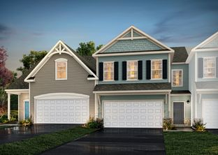 The Elon THLFT - Longfield Townhomes: Charlotte, North Carolina - True Homes - Charlotte