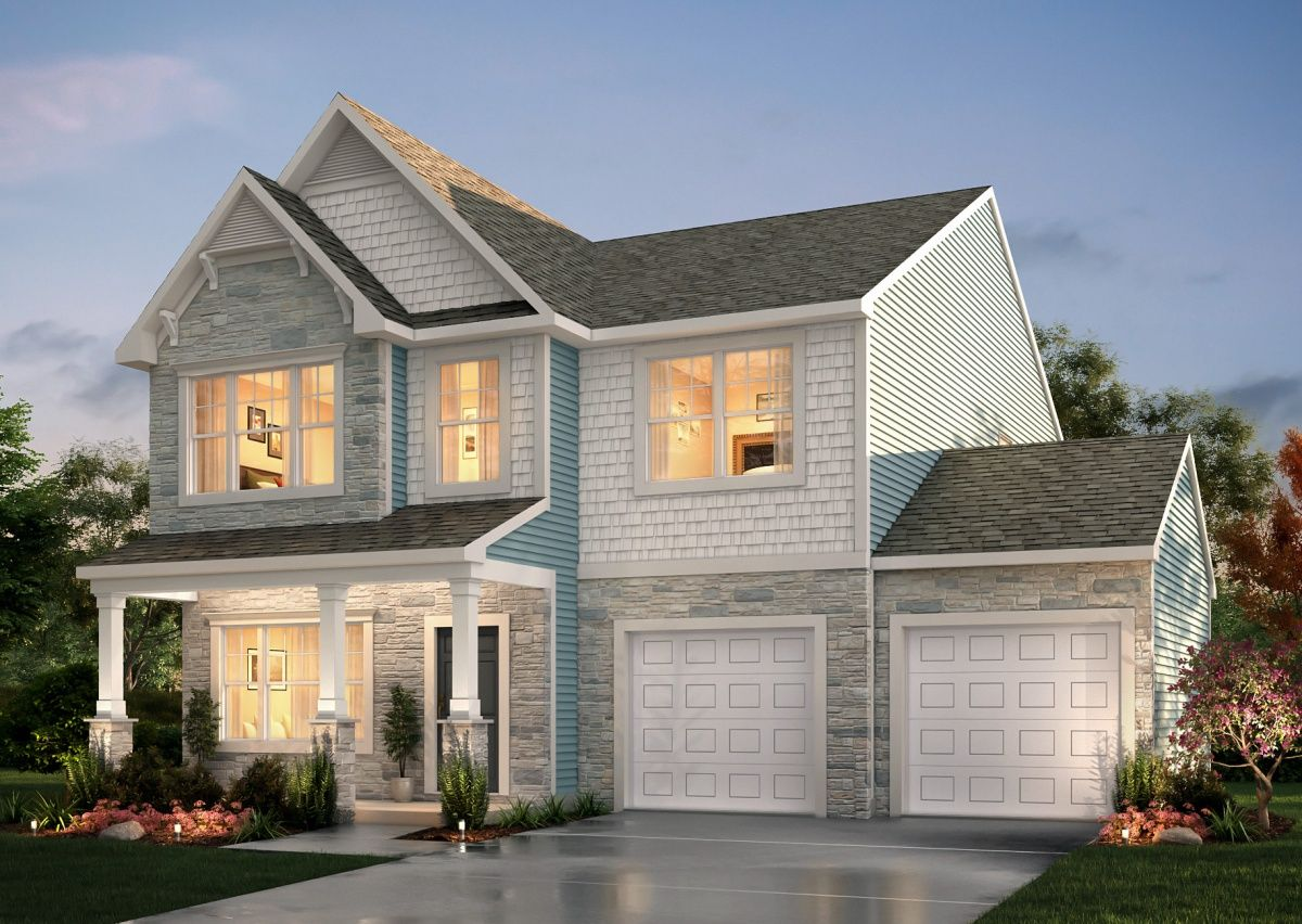 'Alexander Commons' by True Homes - Charlotte in Charlotte