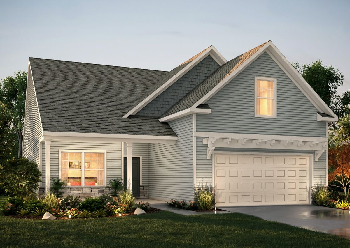 'Arlington Meadows' by True Homes - Raleigh in Raleigh-Durham-Chapel Hill
