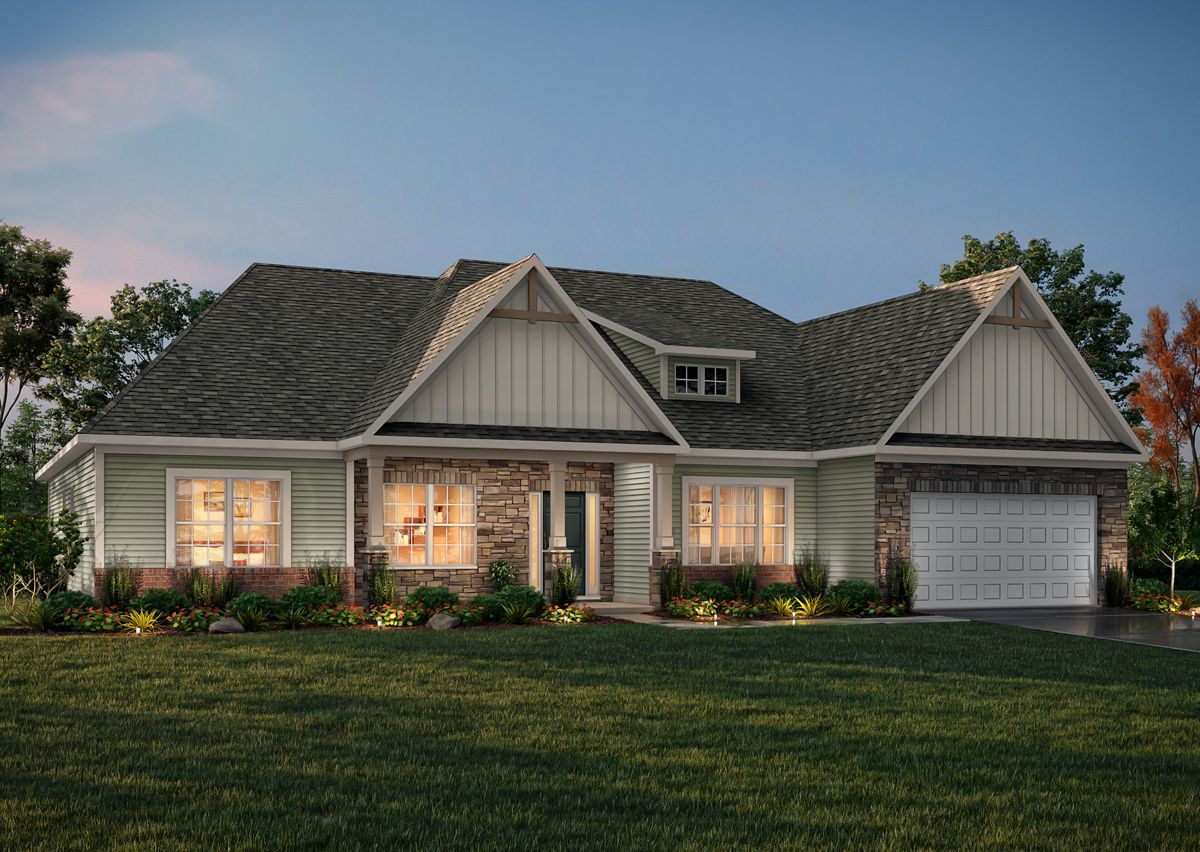 'True Homes On Your Lot - St. James Plantation' by True Homes - Coastal in Wilmington