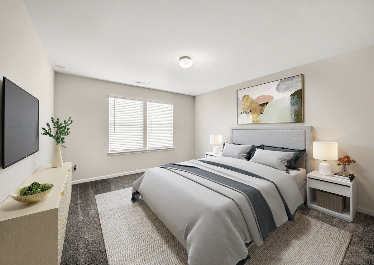 Bedroom featured in The Milo By True Homes - Charlotte in Greensboro-Winston-Salem-High Point, NC