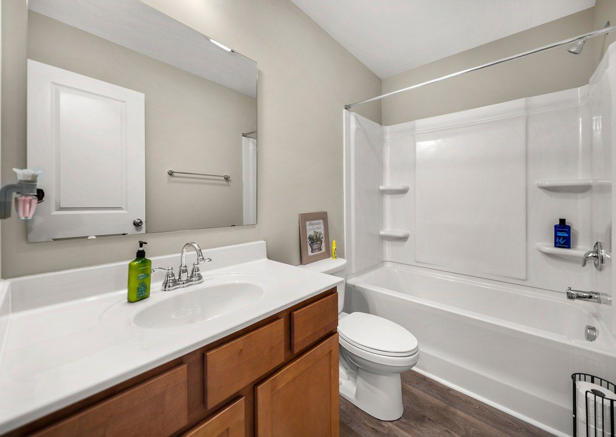 Bathroom featured in The Milo By True Homes - Charlotte in Greensboro-Winston-Salem-High Point, NC