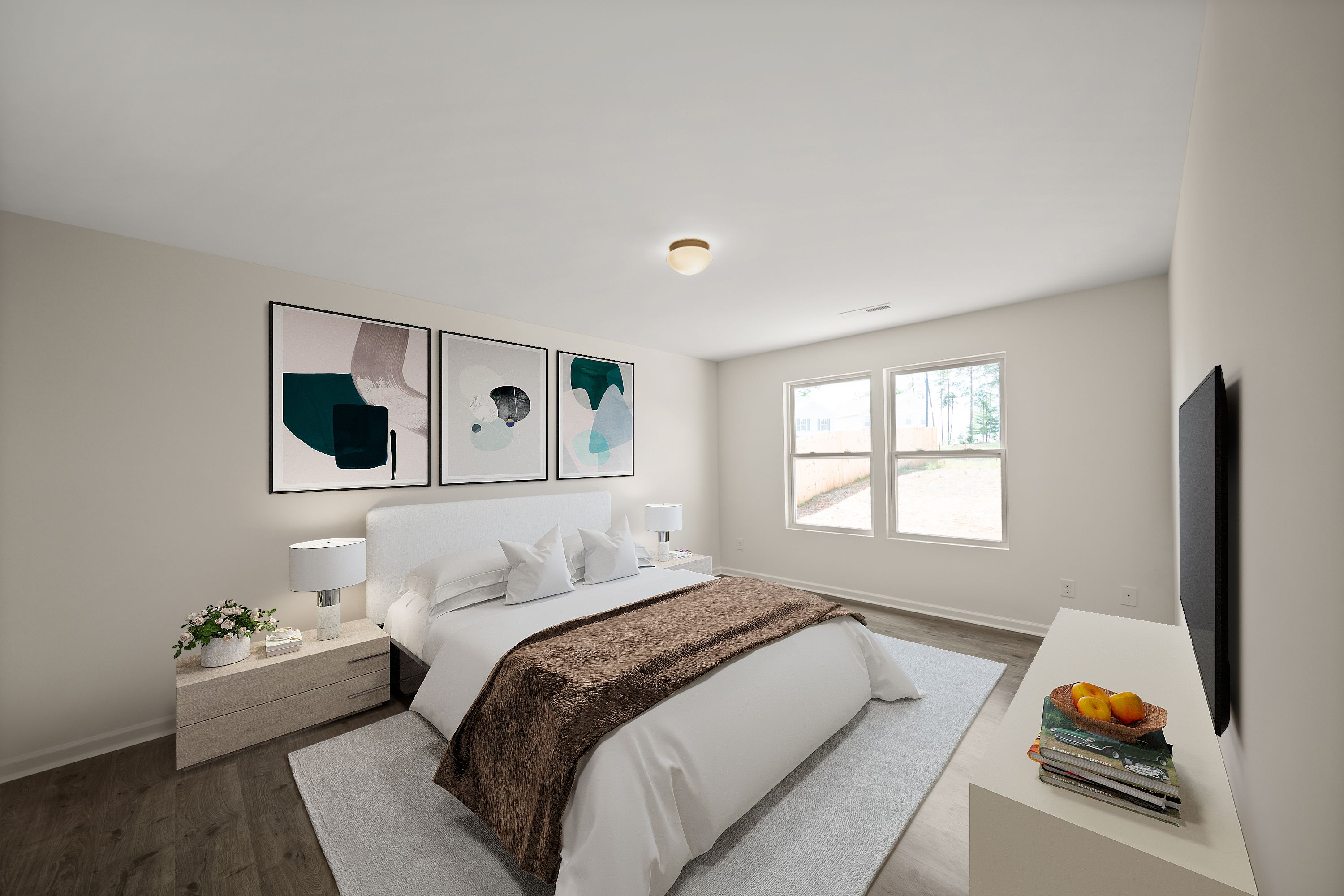 Bedroom featured in The Ryker By True Homes - Charlotte in Greensboro-Winston-Salem-High Point, NC