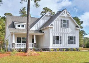 The Montcrest - True Homes On Your Lot - River's Edge: Shallotte, South Carolina - True Homes - Coastal