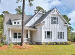 The Montcrest - True Homes On Your Lot - Carolina Shores: Carolina Shores, South Carolina - True Homes - Coastal