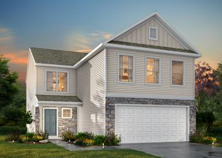 The Liam - Bridgton Place: Winston-Salem, North Carolina - True Homes - Triad