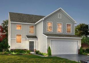 The Calhoun - Reedy Fork - Oakgate Integrity: Greensboro, North Carolina - True Homes - Triad