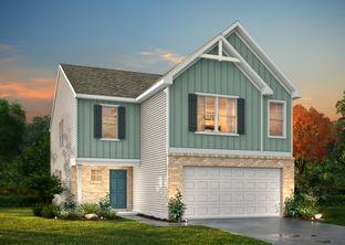 The Somerset - Boulding Branch Estates: High Point, North Carolina - True Homes - Triad