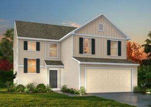 The Calhoun - Wrenn Farm Village: Jamestown, North Carolina - True Homes - Triad