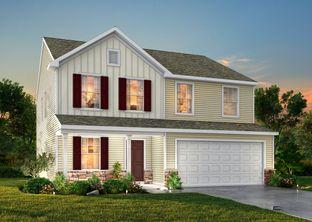 The Wagner - Arlie Meadows: Lillington, North Carolina - True Homes - Raleigh