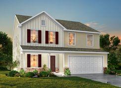 The Wagner - Arlington Meadows: Fuquay Varina, North Carolina - True Homes - Raleigh