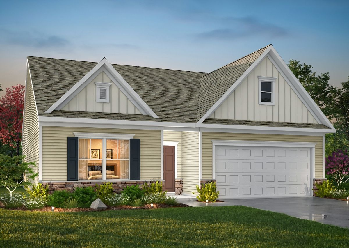 Exterior featured in The Durell By True Homes - Coastal in Wilmington, NC