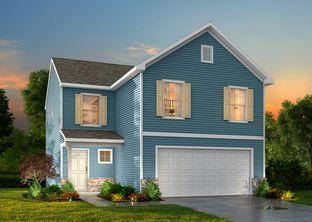 The Aria - Reedy Fork - Oakgate: Greensboro, North Carolina - True Homes - Triad