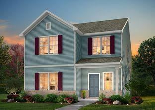 The Camden II - Copperstone Village: Mebane, North Carolina - True Homes - Triad