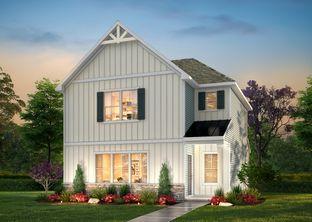 The Cooper II - Copperstone Village: Mebane, North Carolina - True Homes - Triad