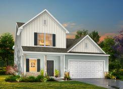 The Ava - Arlington Meadows: Fuquay Varina, North Carolina - True Homes - Raleigh